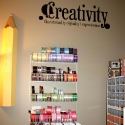 creativity wall art