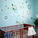 nursery baby wall decals