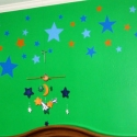 stardust Baby Wall Stickers