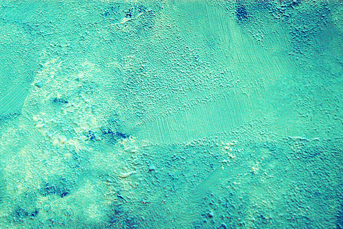 teal color photo inspiration for artists