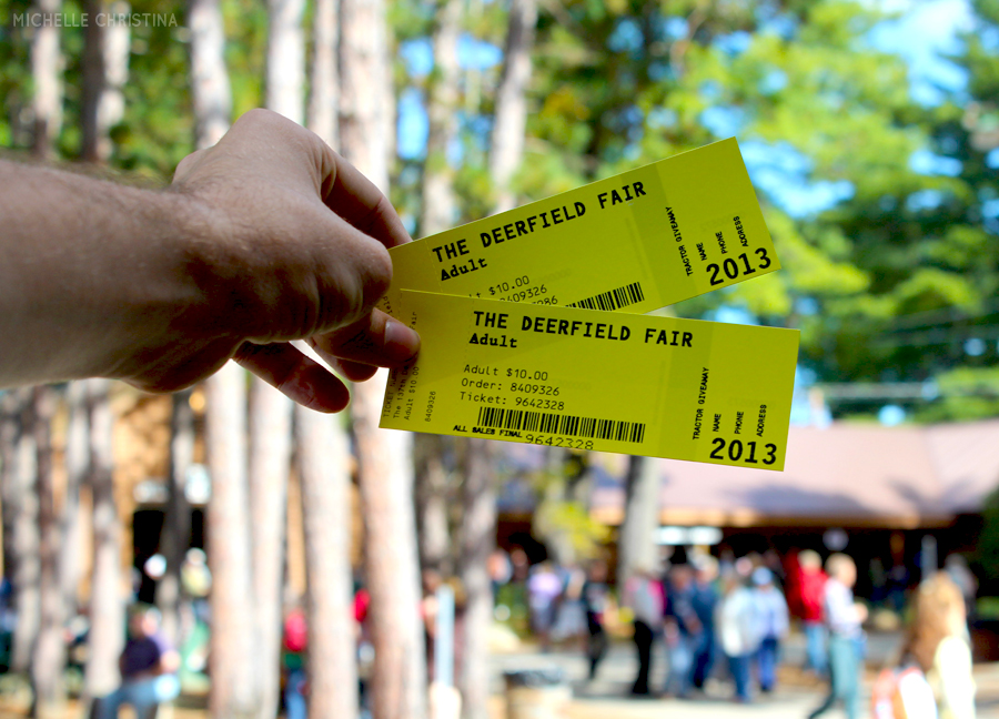 r deerfield fair tickets nh 2013 by michelle christina